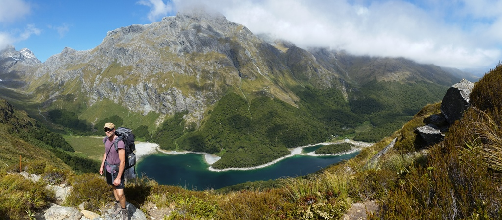 Routeburn trek