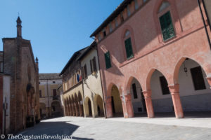 Pizzighettone - historical centre