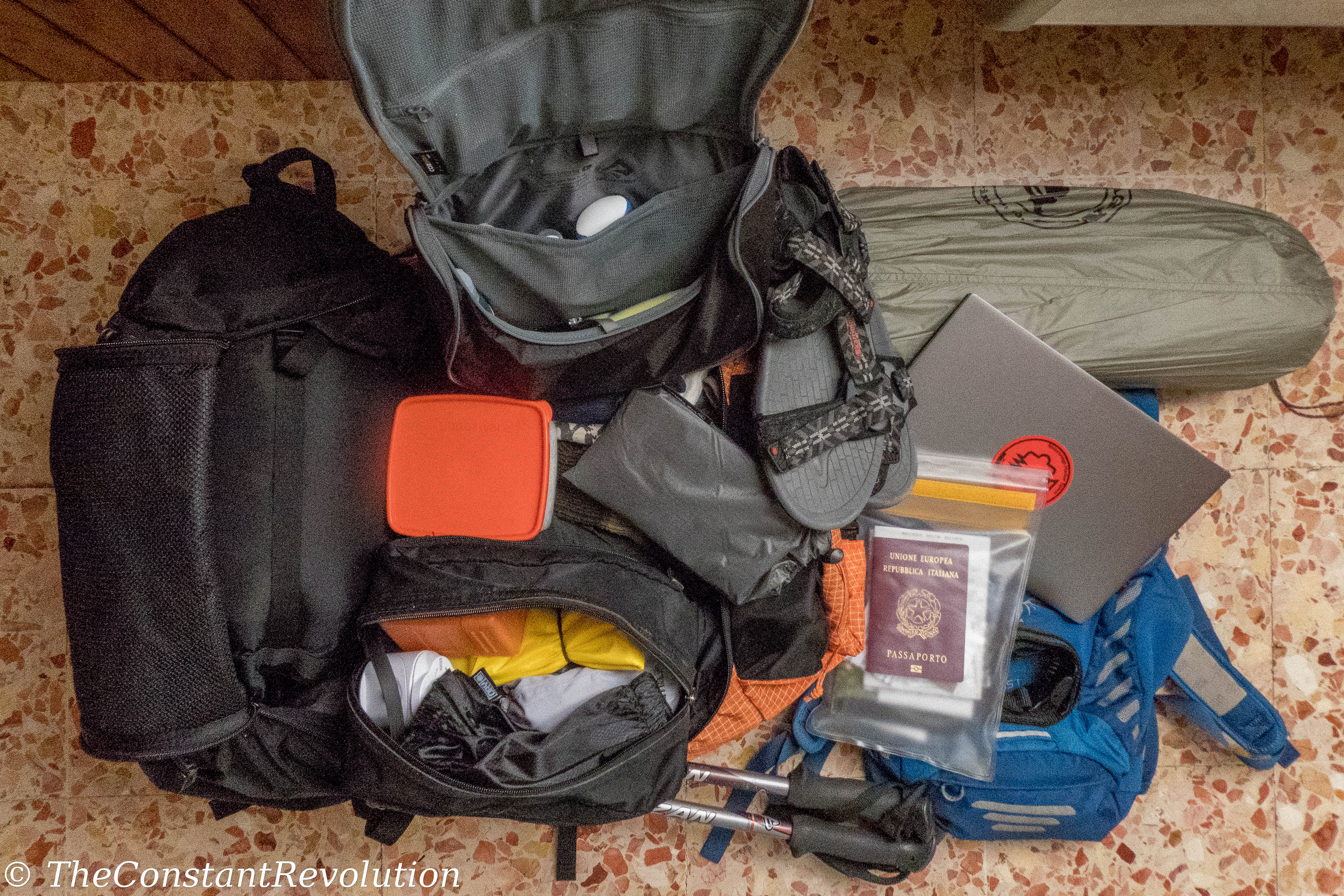 The Complete Gear List for the Trekker and World Traveler