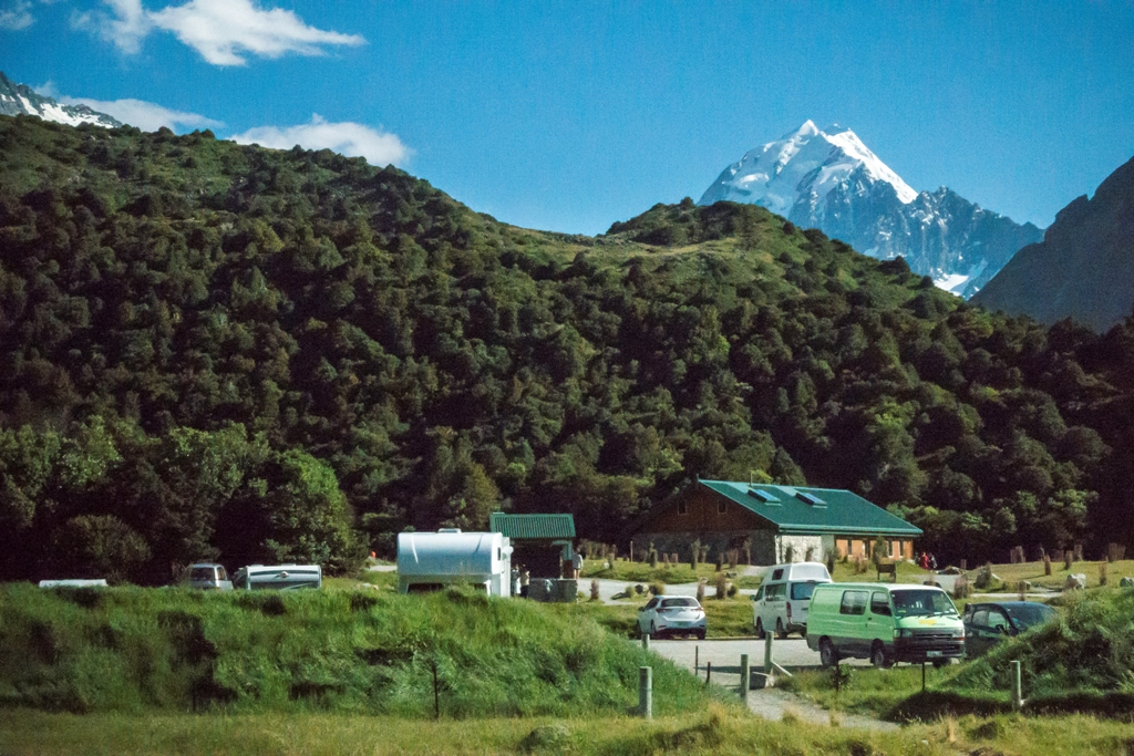 Mount Cook Village