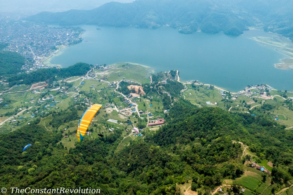 Chilling, Planning, and Paragliding in Pokhara