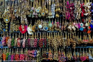 Jewels market - Old Delhi