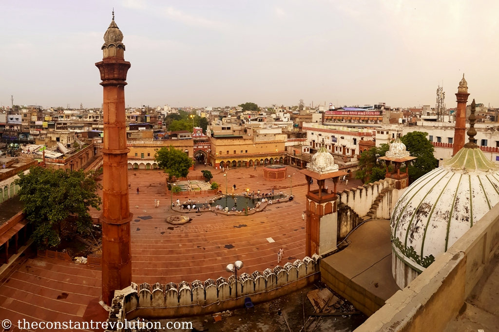 Sanctuary of Beliefs: a Walk around Old Delhi