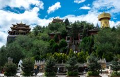 Shangri-La, where China meets Tibet?