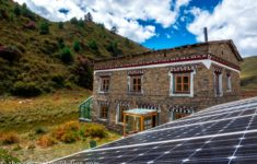 Living and Working Off the Grid on a Tibetan Plateau