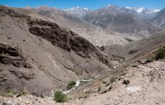 Tajikistan: Powerful Wakhan Corridor