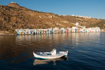 Greek Islands: Milos Vs Santorini