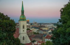 Day 10 - Connecting Europe Express Journal - Bratislava to Zagreb