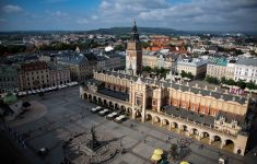 Day 22 - Connecting Europe Express Journal - Krakow to Ljubljana (overnight)