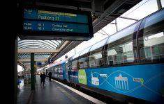Day29- Connecting Europe Express Journal -Berlin to Copenhagen (overnight)