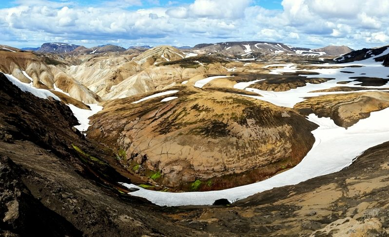 4 Cool Things about Trekking Laugavegur in Iceland