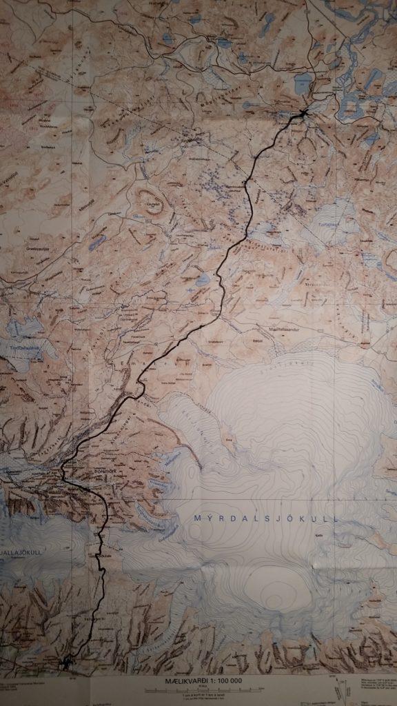 map-iceland-laugavegur-trek