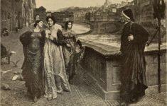 Dante's Idea of Love in Borges Essays