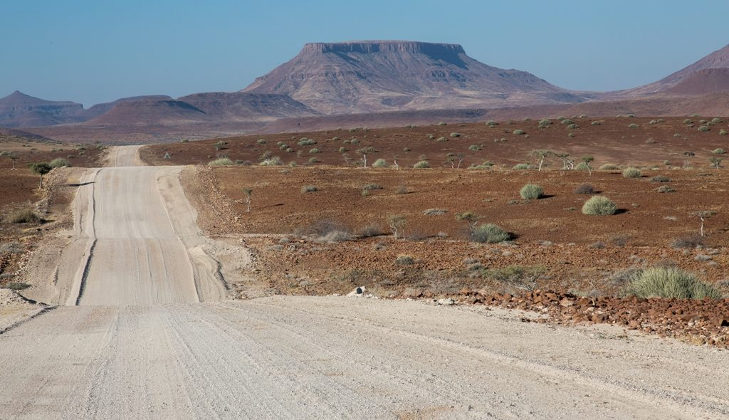 road to Abu Huab