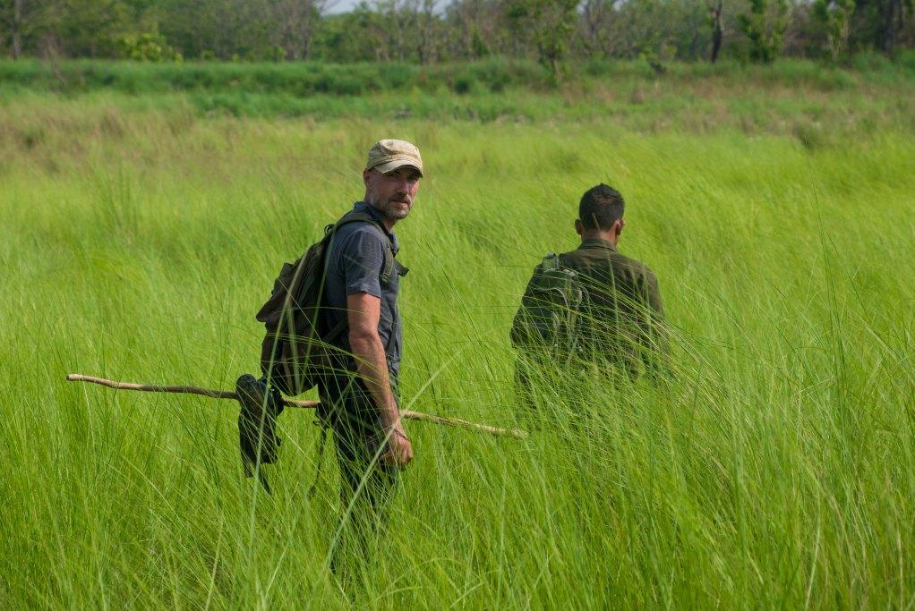 Grasslands of Bardia National Park