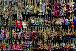 Jewels market - Old Delhi