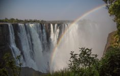 Victoria Falls and Crazy Rafting