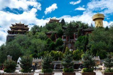 Shangri-La, where China meets Tibet?