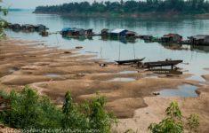 Feel of Mighty Mekong in Kratie