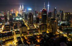 The Skylines of Kuala Lumpur