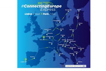 A New Adventure: Connecting Europe Express