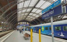 Day28- Connecting Europe Express Journal -Bern to Frankfurt