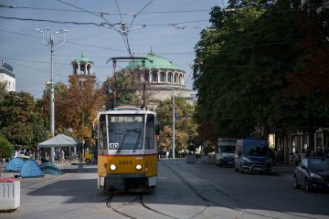 Day15- Connecting Europe Express Journal -Sofia to Ruse