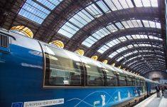 Day 5 - Connecting Europe Express Journal - Turin to Milan