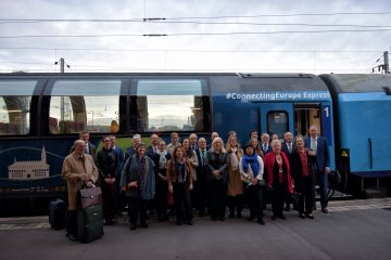 Day36- Connecting Europe Express -Strasbourg to Paris - End of a Journey